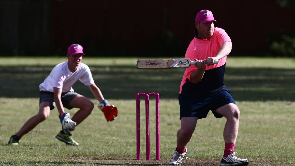 Pink Stumps Day 2012 Is Here! - Cromer Cricket Club