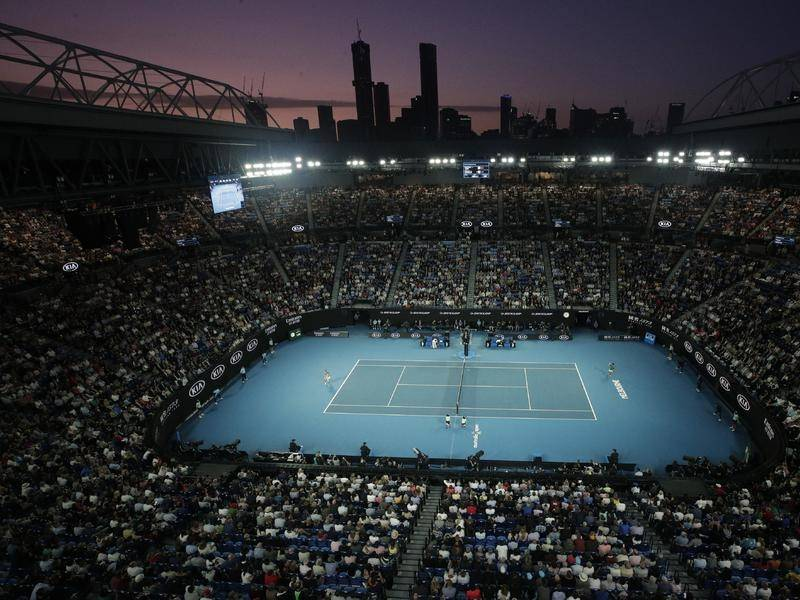 The dates for next year's Australian Open are set to be confirmed within the next fortnight.