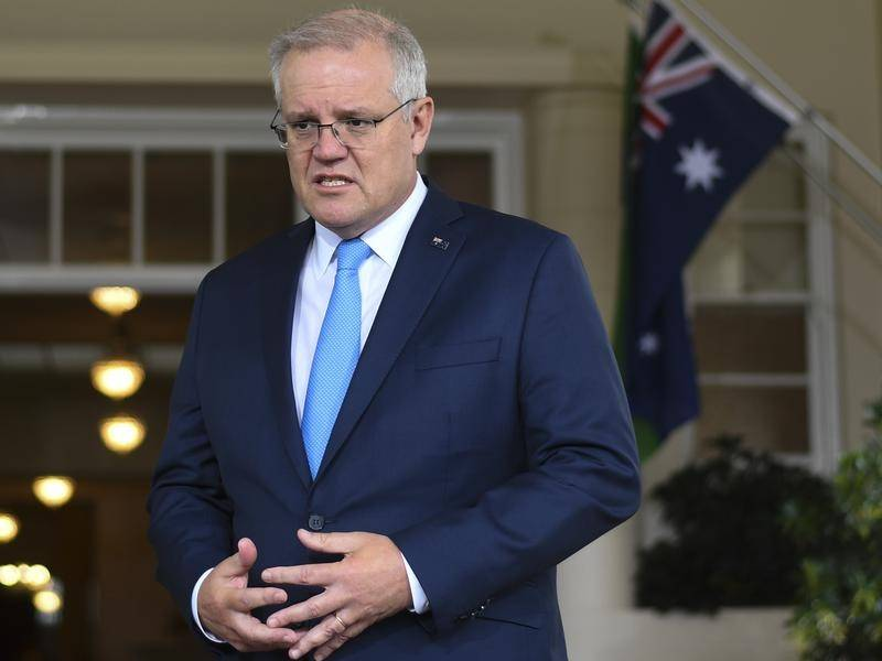 Prime Minister Scott Morrison says state decisions on borders must be made transparently.