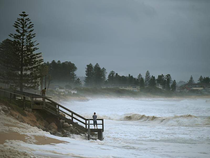 Parts of NSW are facing more wet weather over the weekend after last week's deluge.