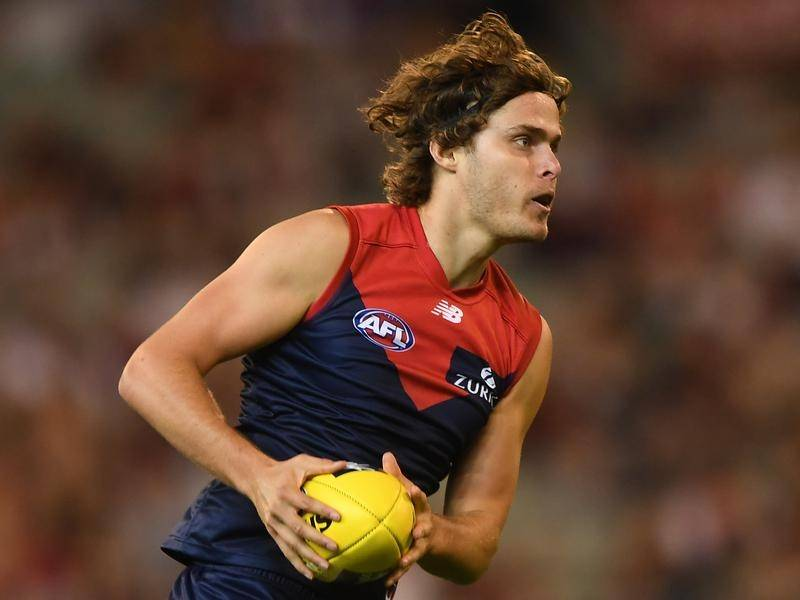 Melbourne Demon Kade Kolodjashnij has retired from AFL at age 25 because of concussion issues.