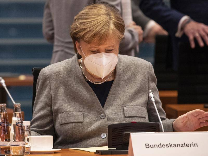Chancellor Angela Merkel has warned that Germany's hard lockdown could endure beyond January.