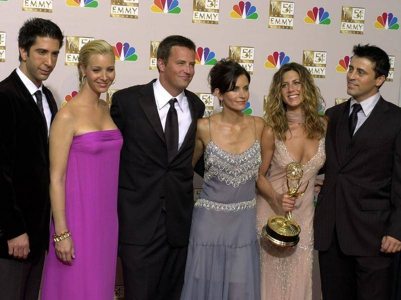 Friends remains one of TV's most popular shows in reruns.