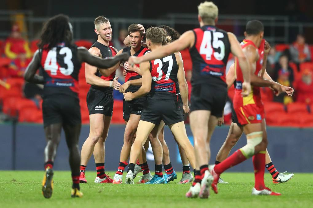 Essendon has massive issues to resolve in the post-season after another wasted year in 2020. Photo: Chris Hyde/Getty Images